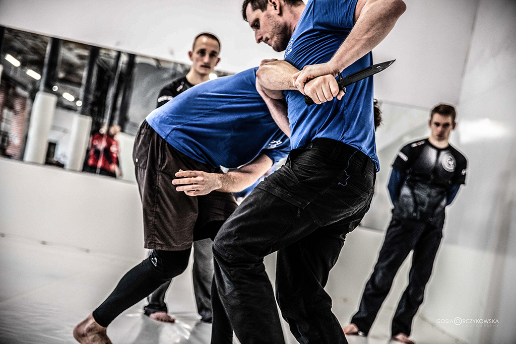 Knife defence Seminar